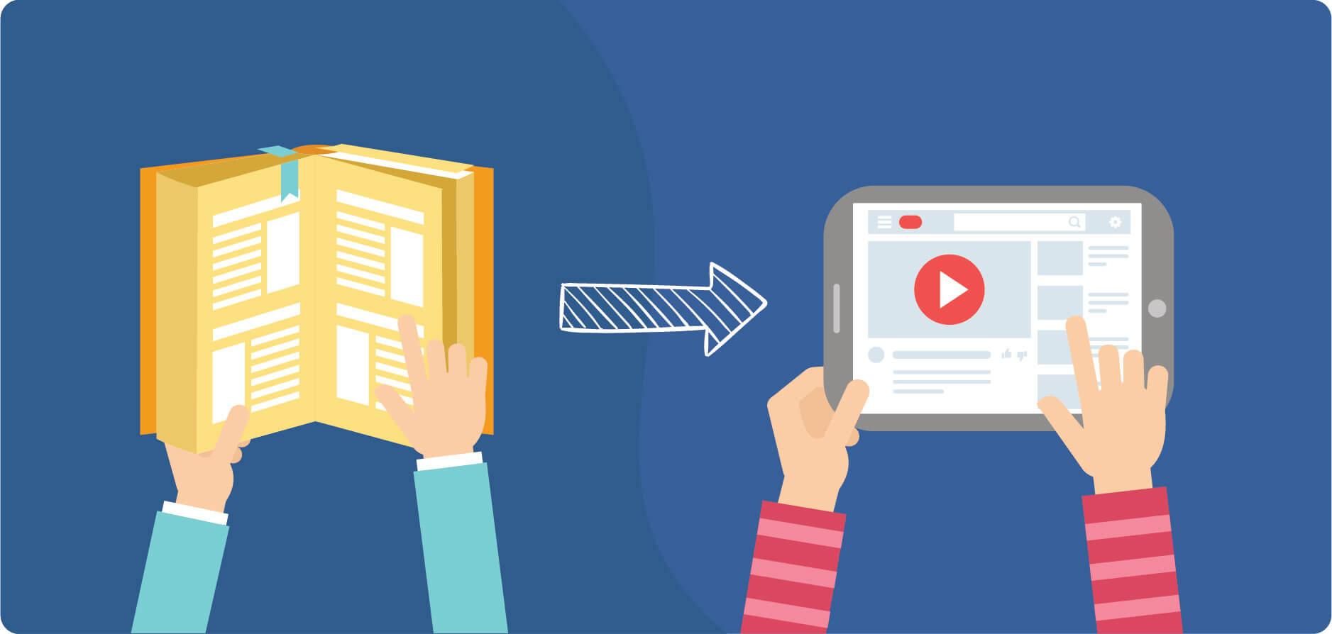 Uma vitrine chamada internet 3 motivos que vão fazer você investir em presença digital. 3