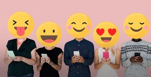 Emojis no marketing, saiba como usar.